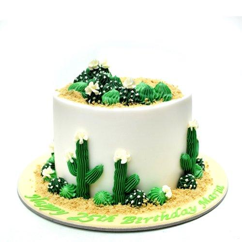 Cactus Cake 1