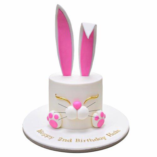 cute bunny cake 4 7