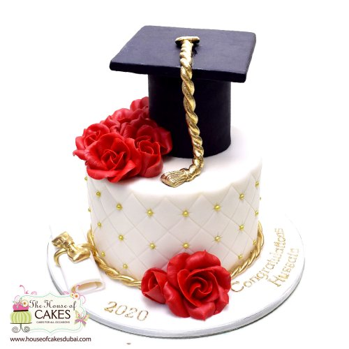 Graduation Cake 60