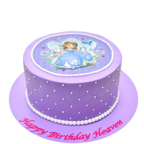 princess sofia cake 12 7