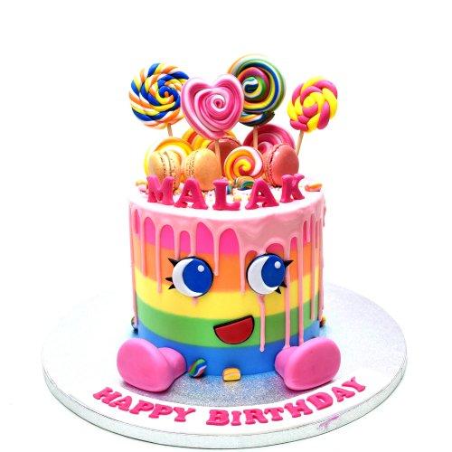 shopkins theme cake 4 7