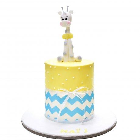 sofia giraffe cake 3 6