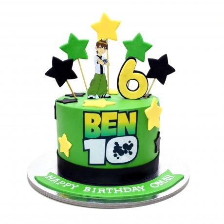 Ben 10 cake 12