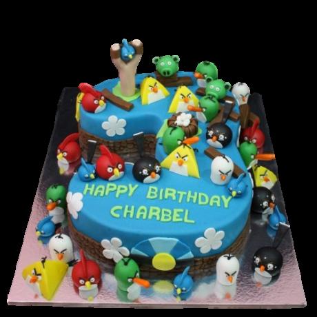 angry birds cake 7 12