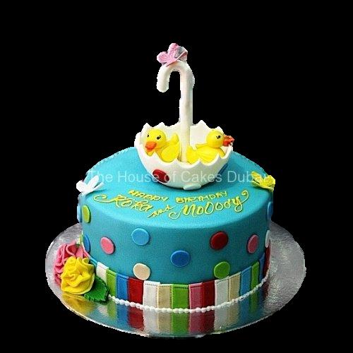 rubber ducks cake 6 7