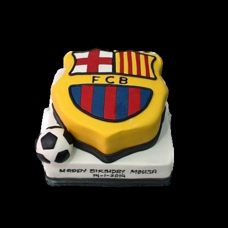 barcelona cake 8 6