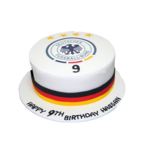 deutscher fußball-bund cake 6