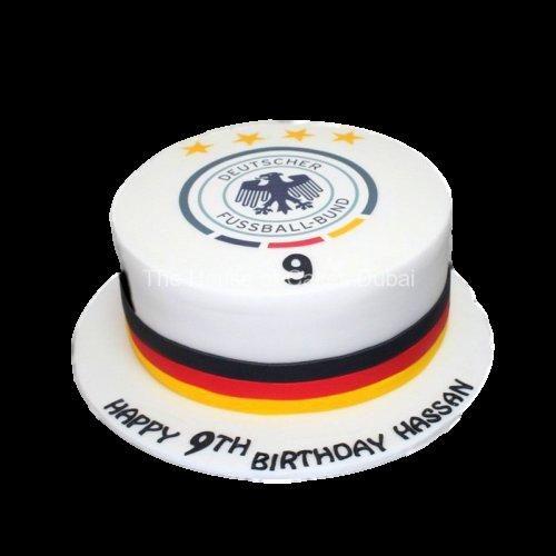 deutscher fußball-bund cake 7