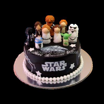 Star Wars Cake 8