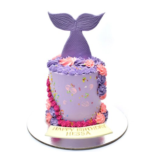 Mermaid Cake 29