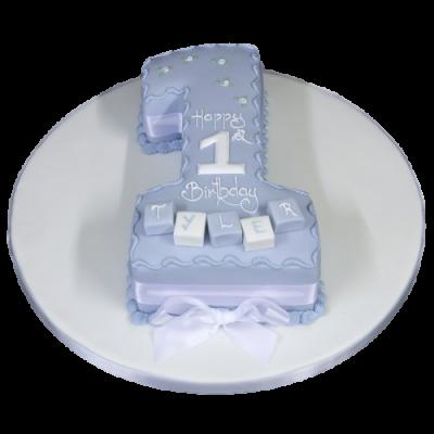 First Birthday Cake 2