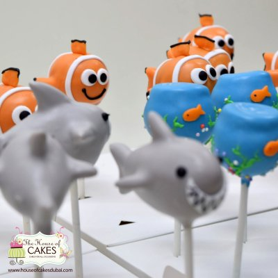 See theme cake pops