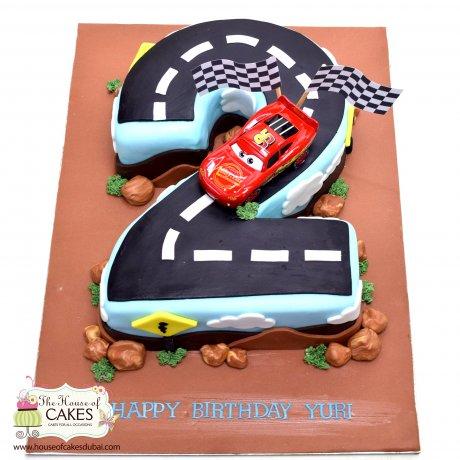 disney cars cake 12 6
