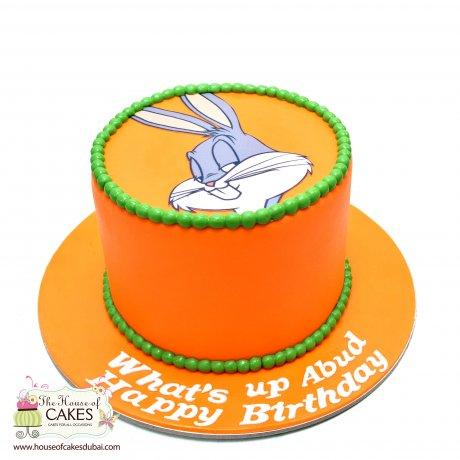bugs bunny cake 6