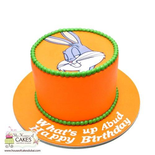 bugs bunny cake 7