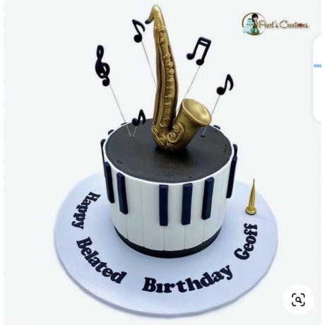 cake saxophone 6