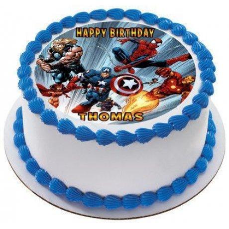 avengers cake 2 6