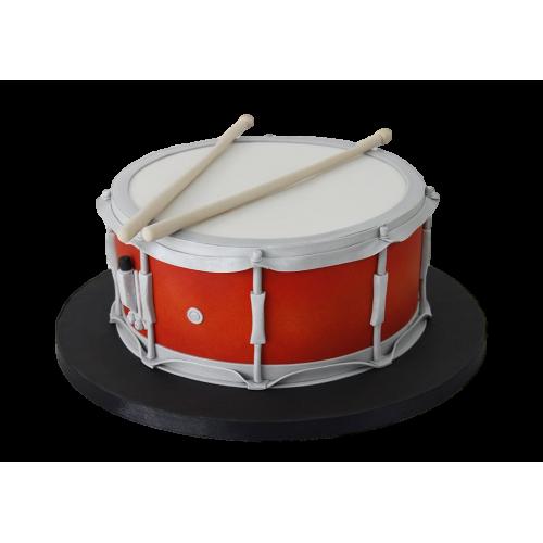 drum cake 2 7