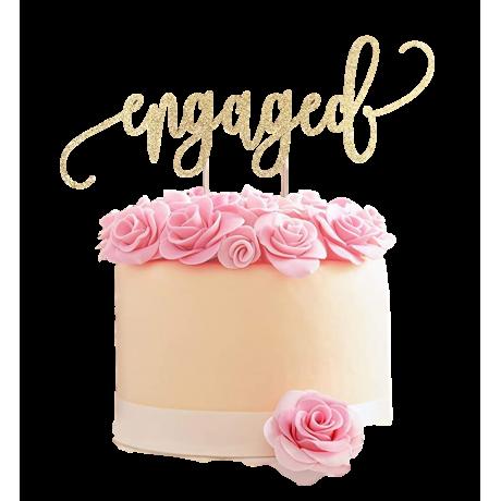 engagement cake 2 6
