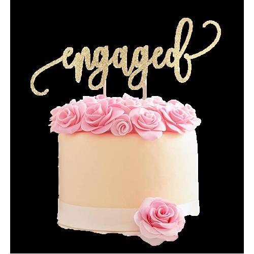 engagement cake 2 7