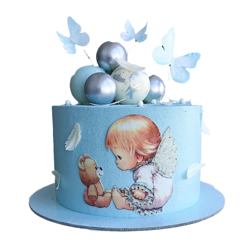 First birthday cake 15