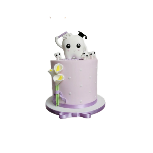 first tooth cake 7