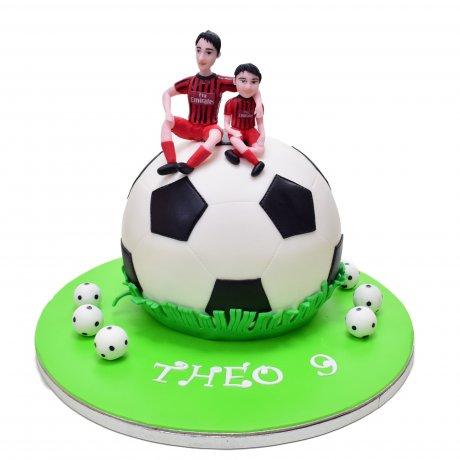 football cake 11 12