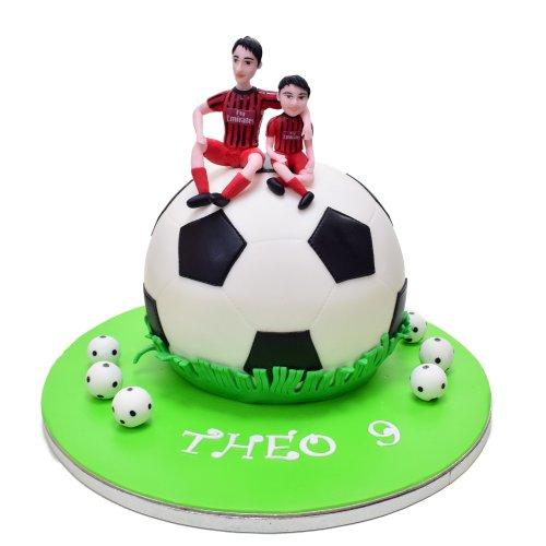 football cake 11 14