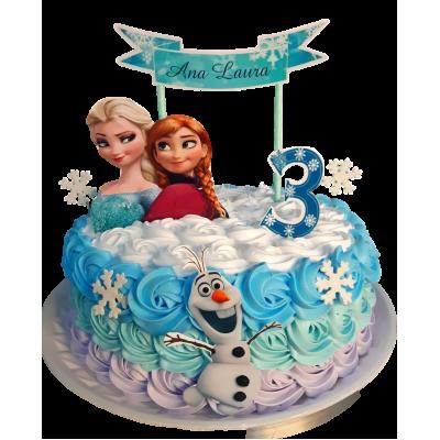 Frozen Cake 45