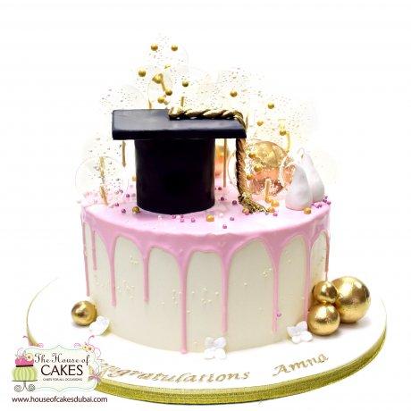Graduation Cake 65