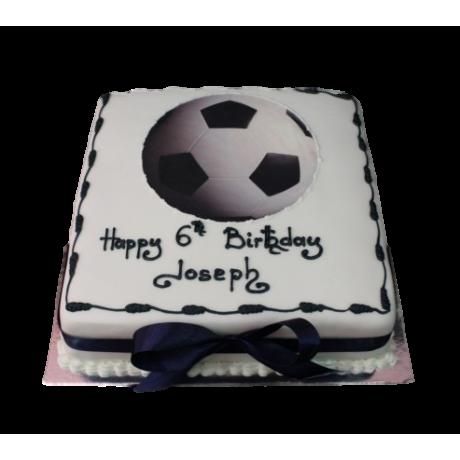 football fan cake 6
