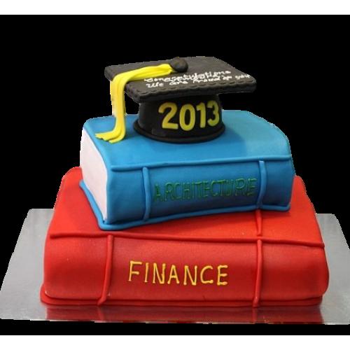 graduation cake 25 8