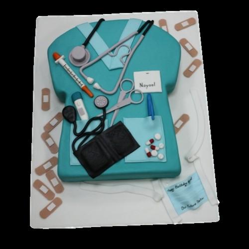 doctor's cake 3 7