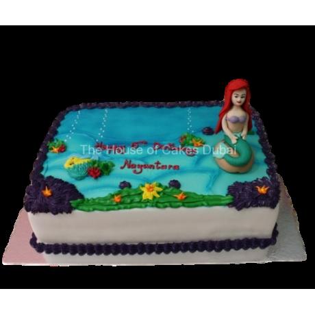 Ariel cake 11