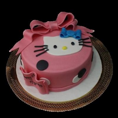 Hello Kitty Cake 12