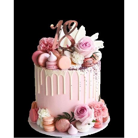 18th birthday cake 3 6