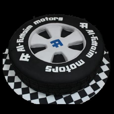 al futtaim motors tire cake 6