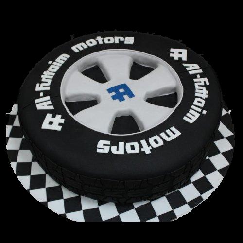al futtaim motors tire cake 7