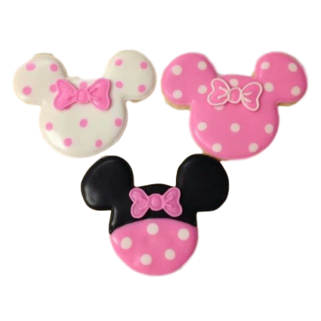 cookies minnie mouse 3 6