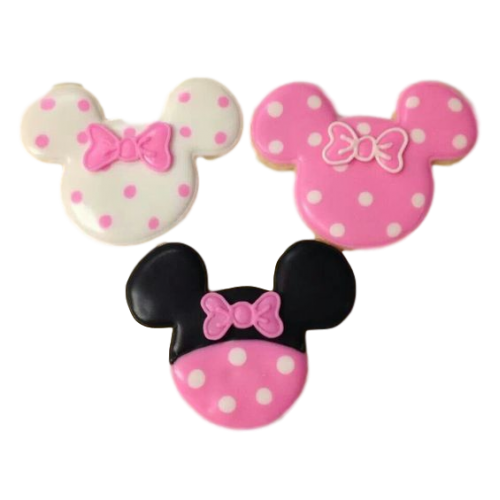 cookies minnie mouse 3 7