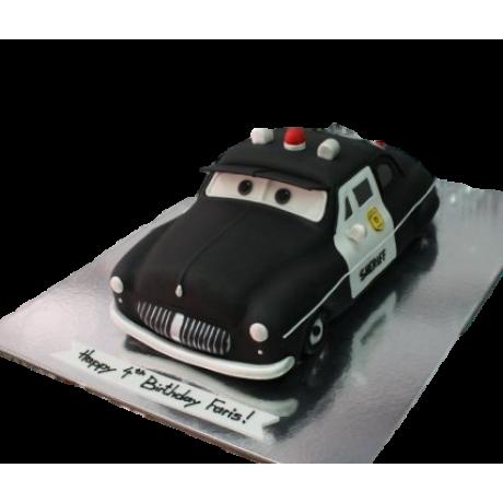 car cake sheriff 6