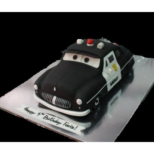 car cake sheriff 7