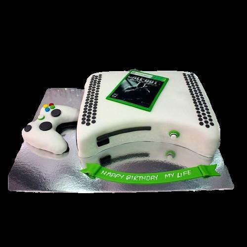 call of duty xbox cake 9