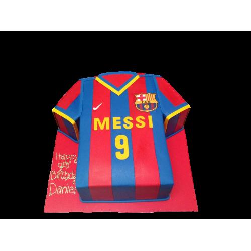 barcelona shirt cake 2 7