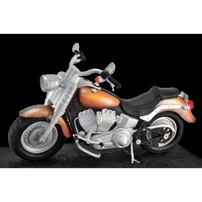 Motorcycle cake 1