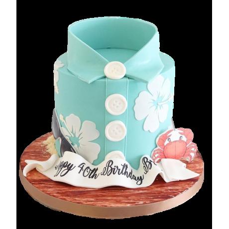hawaii shirt cake 2 6
