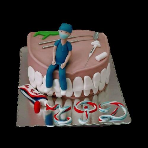 Dentist cake 5