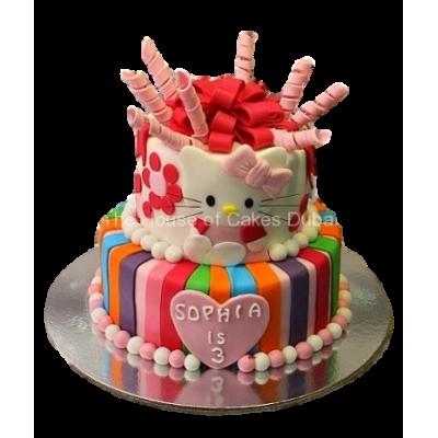 Hello Kitty Cake 23