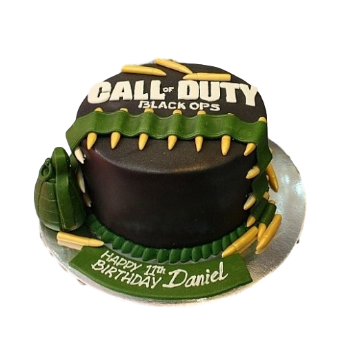 call of duty cake 2 7