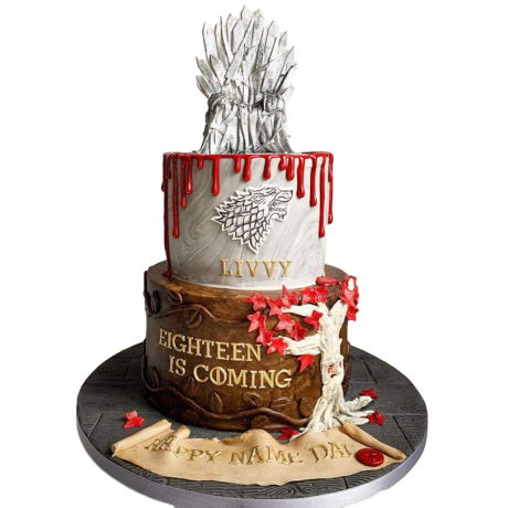 game of thrones cake 2 6